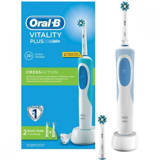 Periuta de dinti electrica Oral-B Vitality Plus Cross Action