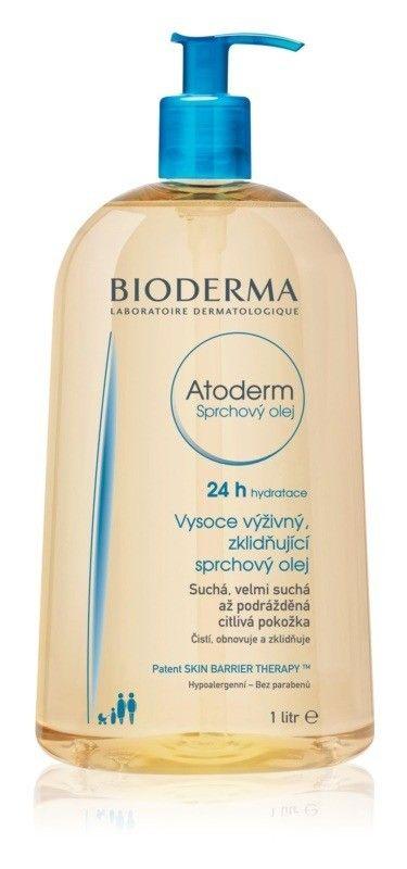 Bioderma Atoderm – ulei de dus calmant notino.ro