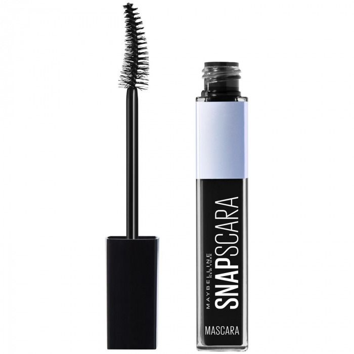 Mascara Maybelline New York Snapscara Pitch Black @ produsecosmetice.ro