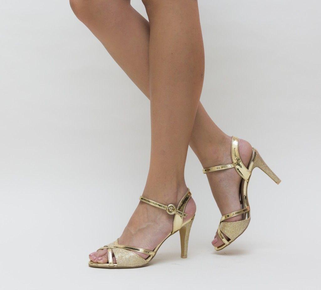 Sandale Pozy Aurii @ depurtat.ro