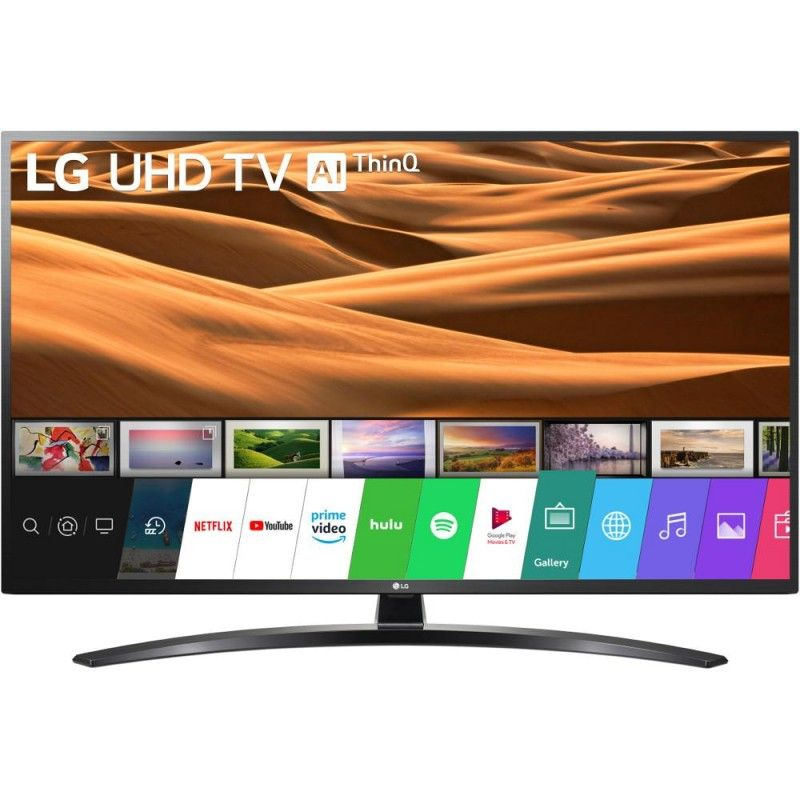 Televizor Smart LED, LG 43UM7450PLA, 108 cm, Ultra HD 4K @ flanco.ro
