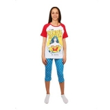 Pijama dama Wonder Woman