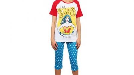 Pijama dama Wonder Woman