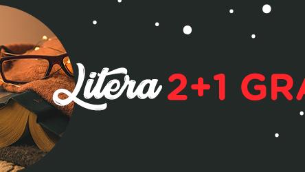 2+1 GRATIS de la editura Litera @libris.ro