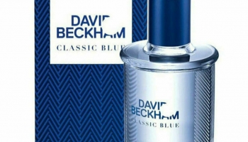 Apa de toaleta David Beckham Classic Blue, 90 ml, pentru barbati @ elefant.ro
