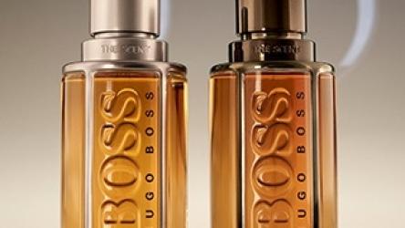 Cadou gratuit la achizitia unui parfum Hugo Boss @ notino