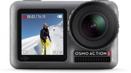 DJI Osmo Action Camera de Actiune 4K @ f64.ro