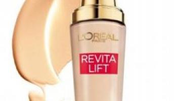 Fond De Ten L'OREAL Revitalift Anti Age Serum @ produsecosmetice.ro