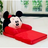 Fotoliu extensibil Minnie Mouse @ bebe-toys.ro