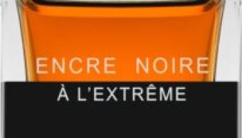 Lalique Encre Noire À L'Extrême pentru barbati @ notino.ro