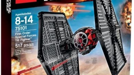 Lego Star Wars TIE Fighter @libris.ro