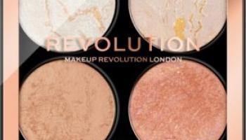 Makeup Revolution Cheek Kit – paletă de farduri pentru obraji @ notino.ro