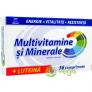 Multivitamine si Minerale + Luteina 56cpr ZDROVIT