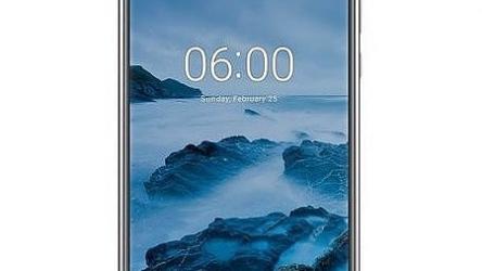 Nokia 6.1 Dual SIM White