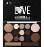 Paleta Profesionala Machiaj NYX Professional Makeup @ produsecosmetice.ro