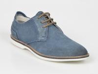 Pantofi BUGATTI albastri @tezyo.ro