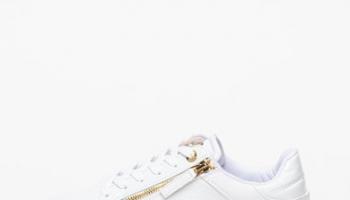 Pantofi sport de piele ecologica Guess @ fashiondays.ro