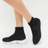 Pantofi Sport Nemo Negri