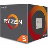 Procesor AMD Ryzen 5 2600 3.4GHz