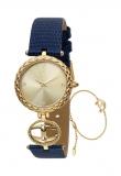 Set de ceas analog si bratara Just Cavalli la Fashiondays.ro